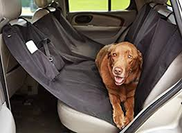 AmazonBasics Waterproof Car Hammock Rear Seat ... - Amazon.com