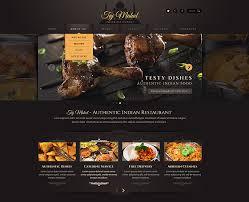 Wp Restaurant Themes Restaurant Wordpress Theme