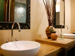 Vessel Sink Bathroom Faucets HGTV - Decorative bathroom faucets