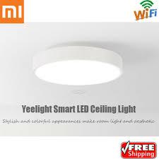 Xiaomi Yeelight Smart Led Ceiling Light Lamp Wireless Wifi Bt App Remote Control