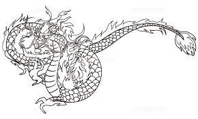 龍のイラスト イラスト素材 5262925 フォトライブラリー Photolibrary