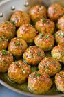 baked weekend meatballs