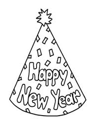 We are always adding new ones, so make sure to come back and check us out or make a suggestion. Free Happy New Year Colouring Pages For Kids