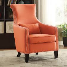arles orange accent chair for furnitureusa chairs uk arles f s mn chair large size