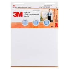 3m Easel Pad Flip Chart 25 X 30 Inches 40 Sheets Pad Walmart Com