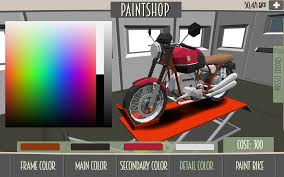 cafe racer game pc idea di immagine del motociclo