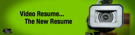 Video Resume Impressive Video Resumes The New Resume WMV Video Productions