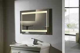 Zen II Lighted Vanity Mirror LED Bathroom Mirror - Led bathroom vanity