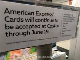 general costco switching to visa starting 20th 2016