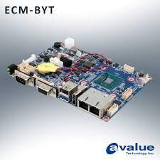 Avalue introduces a <b>new 3.5</b>-<b>inch</b> single board computer – ECM-BYT