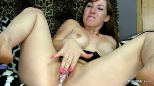 Dad lets son creampie mom