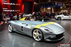 Details Emerge About Ferrari Monza Cost And Production Run Gtspirit