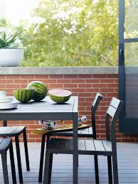 Design within reach outdoor furniture Patio Design Within Reach Eos Collection Design Within Reach