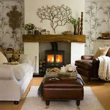pictures of wood stove surrounds wood burning stove in mantle surround find this pin and more on fireplaces freestanding