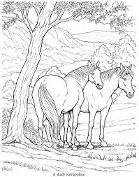Horse Coloring Sheets Horse Coloring Pages Mares And Foals Breeds