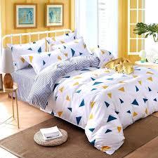 dark gray duvet cover ab side triangle stripe bedding sets dark gray duvet cover set pillowcase