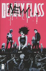 Deadly Class #22 Cover A Regular Wesley Craig Cover - Midtown Comics