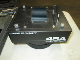 Beseler Minolta 45a Enlarger Light System Beseler 45a Manual Archfasr