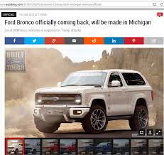 2018 ford harley davidson truck. interesting davidson 2018 ford bronco confirmed by autoblog on ford harley davidson truck r