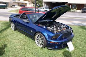 File:Ford Shelby Mustang 2007 GT500 Super Snake Convertible ...