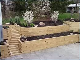 15 unique landscaping timber projects