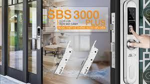Khóa vân tay cửa lùa, cửa nhôm xingfa - 2 loại khóa cửa ưu việt nhất hiện  nay-Dinhcaocongnghe.com - YouTube