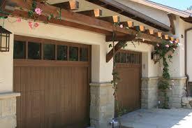 garage door arborGarage Pergola Shed Traditional With Wood Garage Doors Garden Trellis