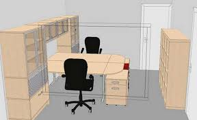 Small Picture Home office design layout with simple design ideas Home Interior