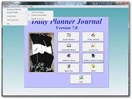 Daily Journal Planner Download Daily Planner Journal 7 0