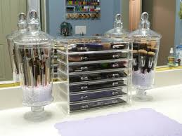 Vibrant Creative Bathroom Makeup Organizer Manificent Design Organizers  Interior