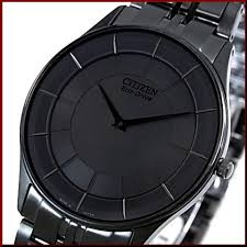 bright rakuten global market citizen x2f ecodrive men solar citizen ecodrive men solar watch black clockface black metal belt ar3015 61e made in