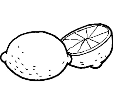 Small Picture lemon coloring page Coloringcrewcom