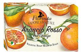 Купить <b>натуральное мыло Passione Di</b> Frutta Arancio Rosso Florinda