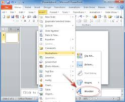 Where Is Wordart In Office 2007 2010 2013 And 365