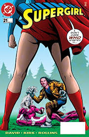 Amazon.com: Supergirl (1996-2003) #21 eBook: David, Peter, Frank ...