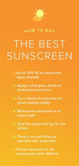 waterproof sunscreen is a myth 7 tips to look for when you spf