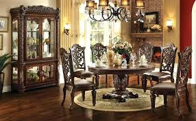 72 inch round table seats how many inch dining table image of inch round dining table