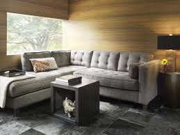 Small grey couch Sectional Sectional Grey Couch Living Room With Tufted Backseat And Shaped Model Also Square Coffee Table Storage Tappobag Mix And Match Grey Couch Living Room Furnishing Ideas Furniture
