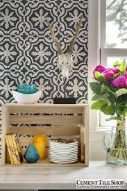 Moroccan Style Kitchen Tiles Cement Tile Shop Blog Encaustic Cement Tile