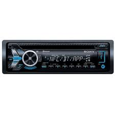 mex n4000bt cd mp3 car stereo built in bluetooth front cd mp3 player sony mex n4000bt