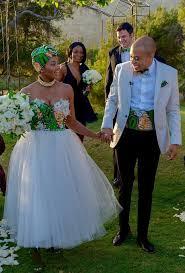 best 25 african wedding dress ideas on pinterest tb wedding Wedding Blog African American new york meets africa wedding wedding blog african american