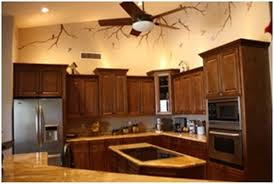 79 examples better kitchen appealing paint colors with oak cabinets dark brown varnished wooden wall cabinet also metal mounted oven and two door