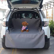 dog pet back seat cover puppy dogs car trunk covers pets suv waterproof washable durable universal fit cargo liner cover dog car seat cover car seat cover