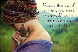 Peace And Beauty Quotes