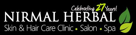 nirmal herbal skin hair care salon spa