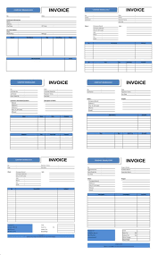 17 best images about excel templates invoice invoice creator template for excel
