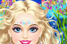 magic mermaid s makeup dress up salon games app for android ios and