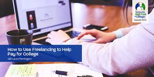 to use lancing to help pay for college how to use lancing to help pay for college