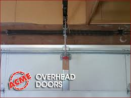 garage door maintenanceAcme Overhead and Garage Doors Maintenance