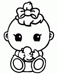 Small Picture Baby Printable Coloring Pages Coolest Coloring Baby Printable